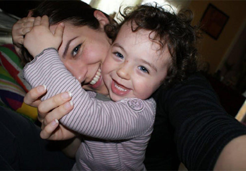 Haricot29 et sa fille Maeva