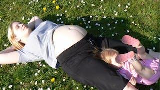 Revedevie, maman de kimber-lee (16mois) et meli-wenn       (7mois in utero)