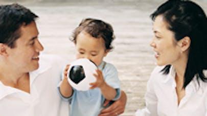 Bébé et la garde alternée
