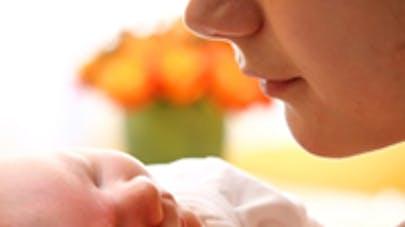 Un bébé de 270g en bonne santé
