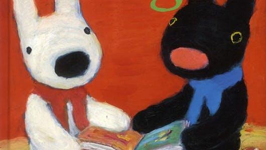 L'imagier, Gaspard et Lisa