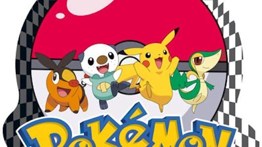 Ma boîte de métal Pokémon