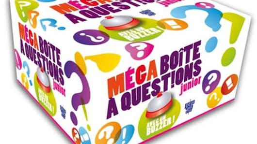 Méga Boîte à Questions Junior