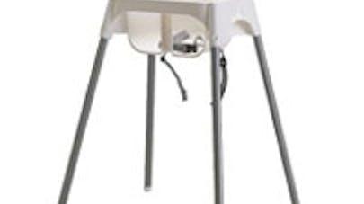 Rappel de chaises hautes Ikea