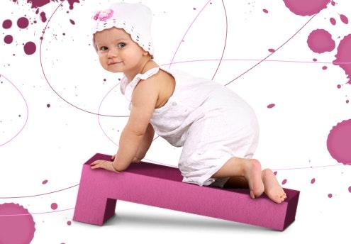 Votre enfant a un chemin de vie 1 : Autonomie,       initiative, courage et volonté