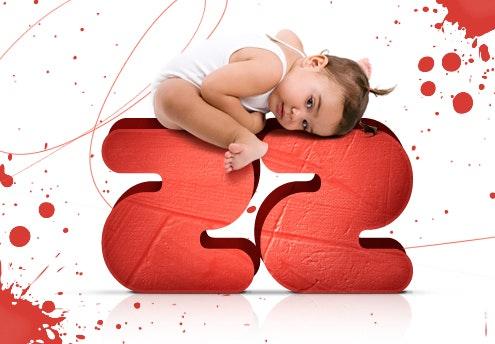 Votre enfant a un chemin de vie 22 : Détermination,       autorité, intuition et audace