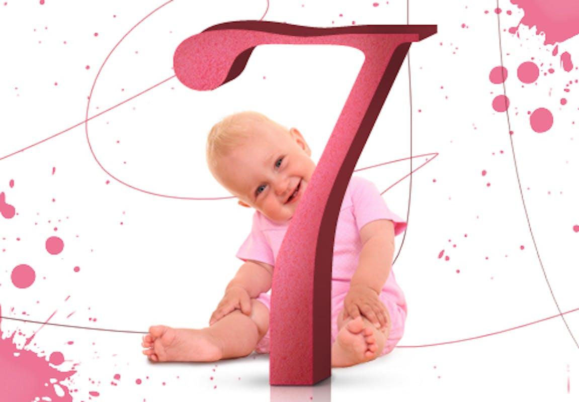 Votre enfant a un chemin de vie 7 : Inspiration,       recherche, intuition et cérébralité