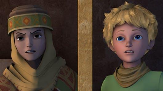 Le Petit Prince, la Planète de Géhom