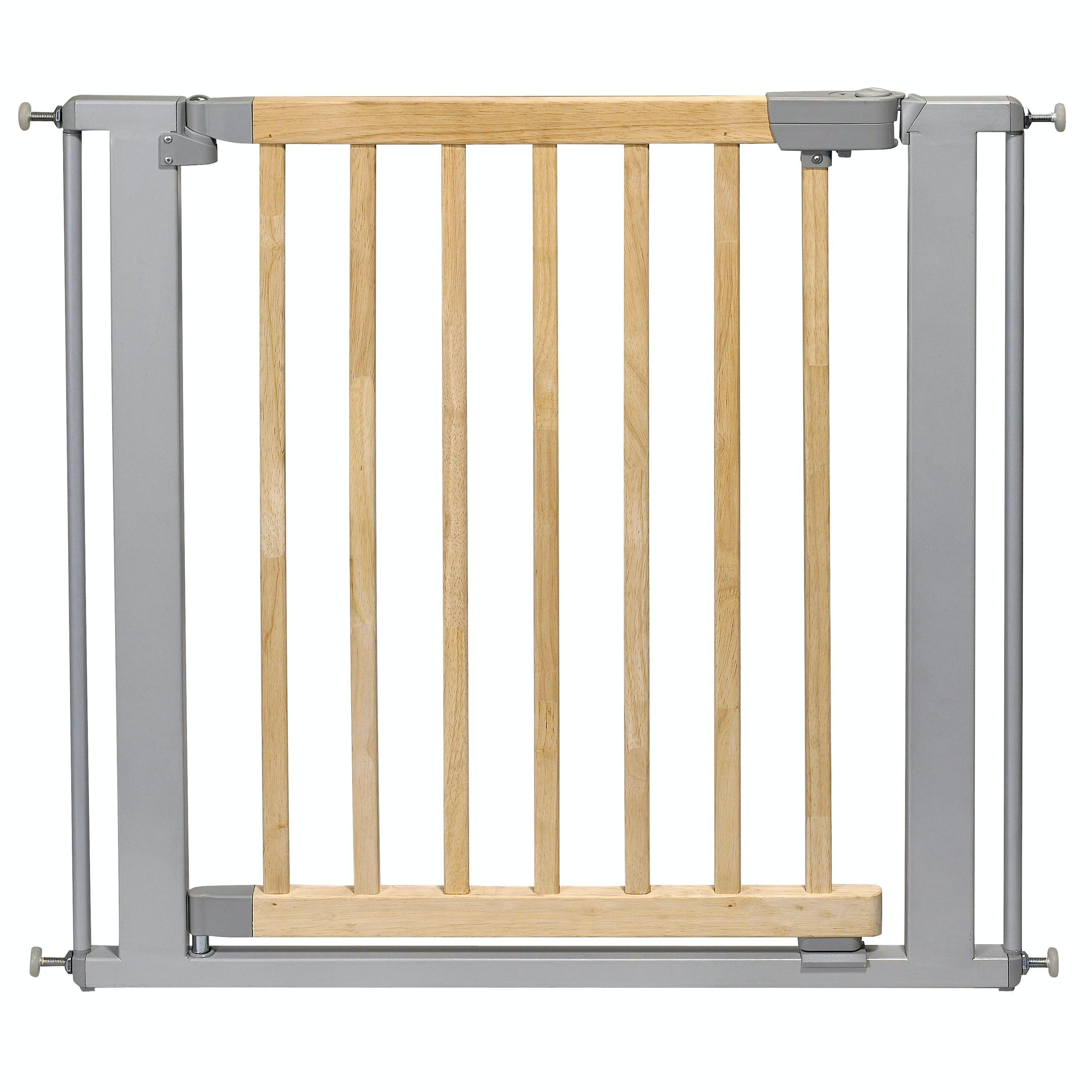 Barrière auto-close bois et métal