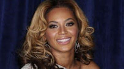 Beyoncé : Ivy Blue protégée