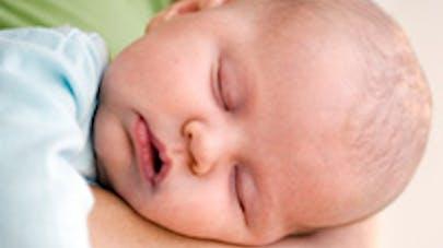 Attention au bébé qui ronfle