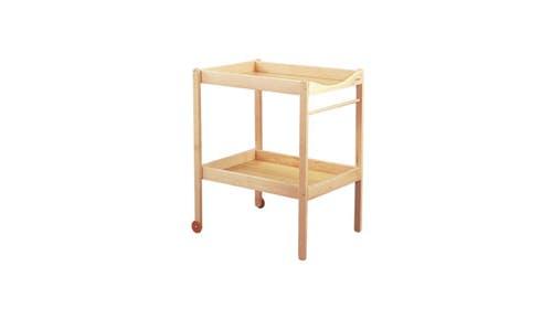 les tables langer. Black Bedroom Furniture Sets. Home Design Ideas