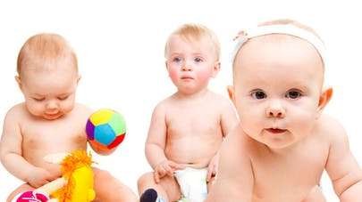 Les bébés autorisés aux JO !