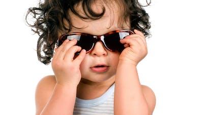 Protégez la vue de Bébé des UV