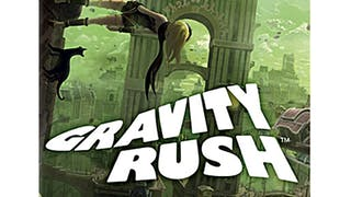 gravity rush, image