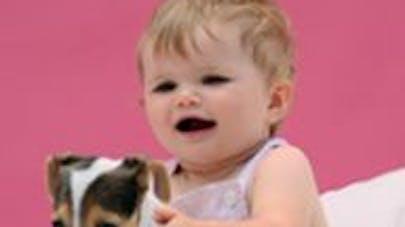 Santé : les chiens protègent les bébés