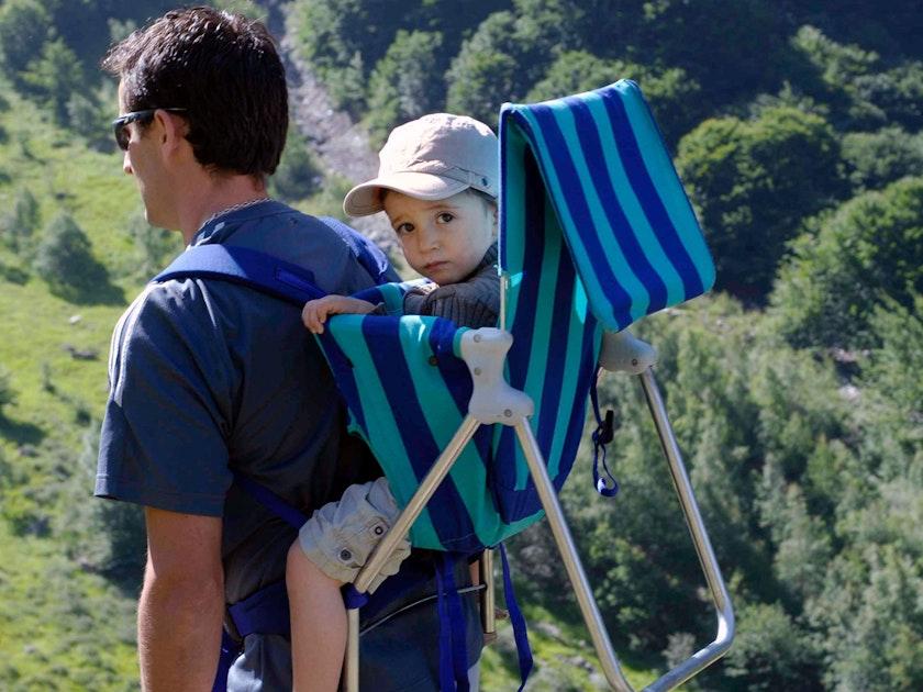 Banc d 39 essai 2012 des porte b b s dorsaux for Banc auto bebe