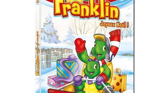 Franklin : le cadeau de Noël