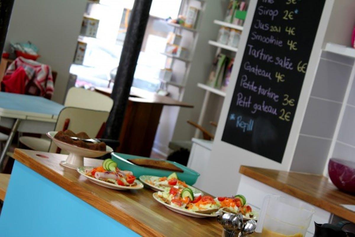 Brunch Le petit Café du monde entier