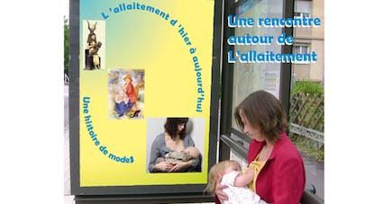 La Grande Tétée ouvre la Semaine mondiale de   l'allaitement