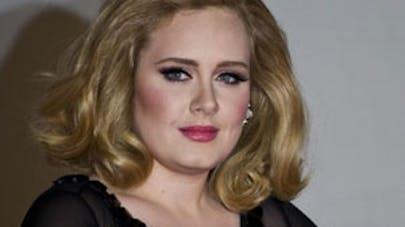 La chanteuse Adele est maman