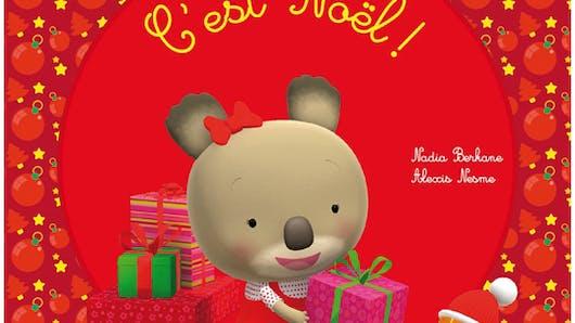 Bébé Koala : c'est Noël !