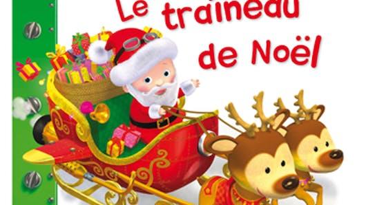 Le traîneau de Noël