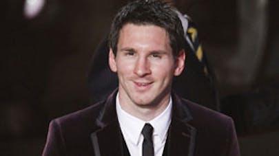 Lionel Messi est papa