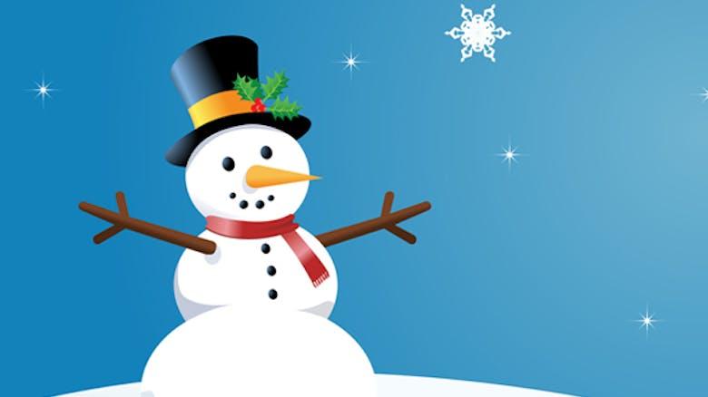 No l en europe - Bonhomme de neige en polystyrene ...