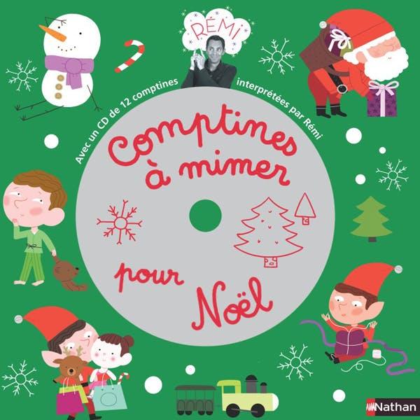 « Comptines à mimer pour Noël »