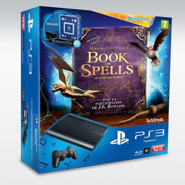 Book of Spells sur PS3
