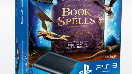 Book of Spells sur PS3