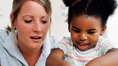 Crèche, garderie : les enfants plus obèses