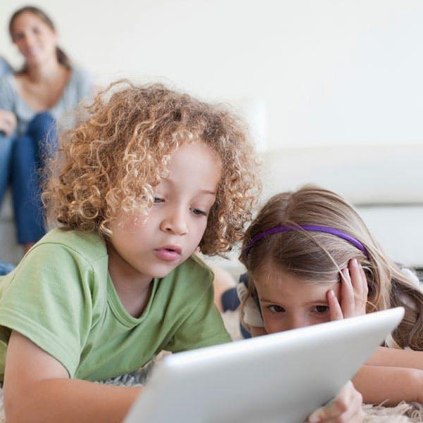 Applis sur tablette : les jeux sur les films et séries   animées jeunesse
