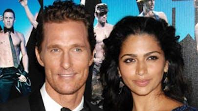 Matthew McConaughey est papa !