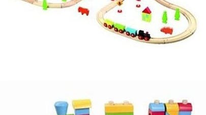 Rappel de jouets : deux trains en bois Baby   défaillants
