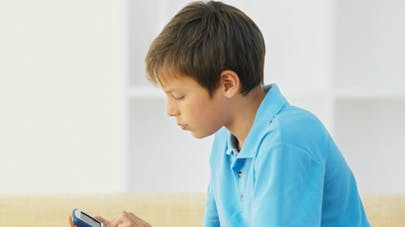 Une application Smartphone pour surveiller son   enfant
