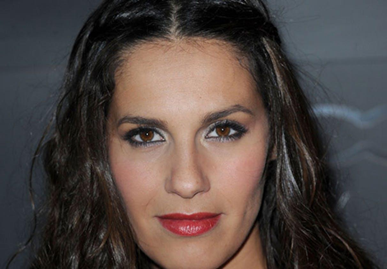 Elisa Tovati, comédienne et chanteuse