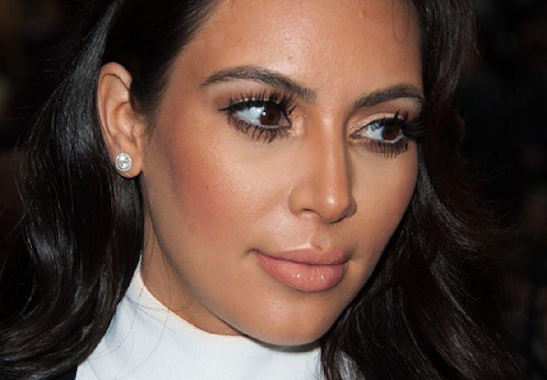 Kim Kardashian, jet-setteuse