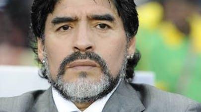 Diego Maradona père pour la 4ème fois !
