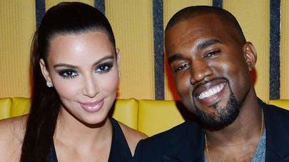 Kim Kardashian et Kanye West : c'est une fille !