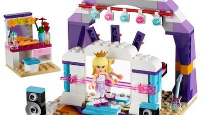 « Lego Friends » : la gamme de jouet pour filles   cartonne