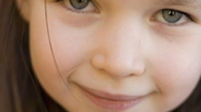 A 7 ans, elle suit un régime drastique