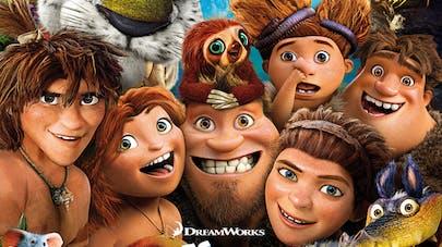 Les Croods : en exclusivité un extrait du nouveau film de   Dreamworks