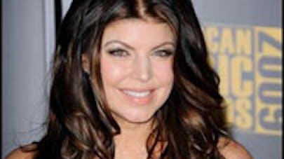 Fergie enceinte : remplacée au sein des Black Eyed   Peas