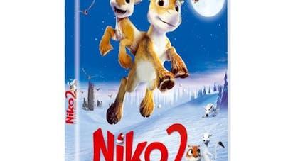 Sortie en DVD de « Niko le petit renne 2 »