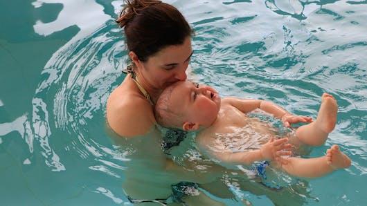 Bébé nageur, bébé bonheur !
