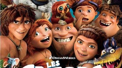 Sortie cinéma DreamWorks : Les Croods