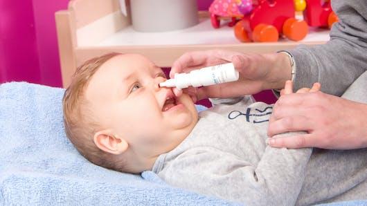 Donner les médicaments à son bébé