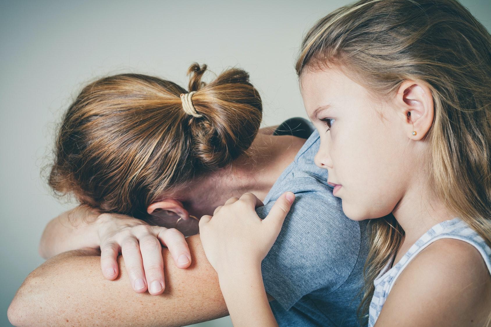 L'épuisement maternel